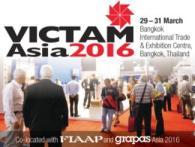 29.-31.03.16: Victam Asia 2016 (Thailand, Bangkok), Stand D093